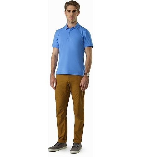 Chilco Polo Shirt SS Rayleigh Front View
