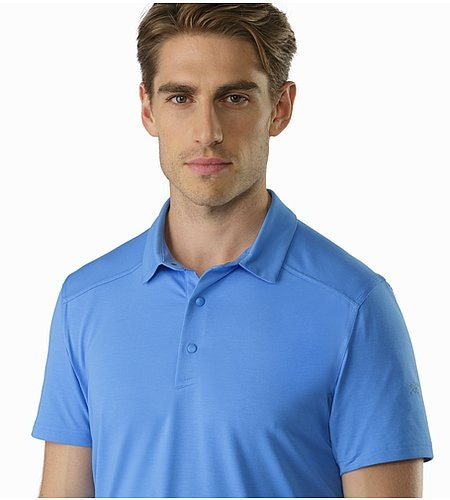 Chilco Polo Shirt SS Rayleigh Offener Kragen