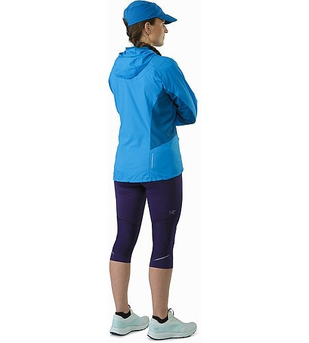 Cita Hoody Women's Baja Back View