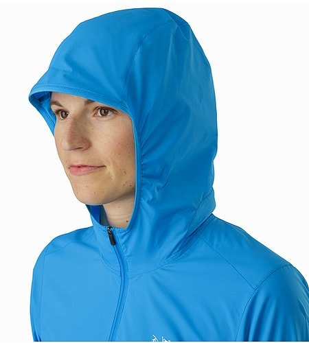 Cita Hoody Women's Baja Hood Side View