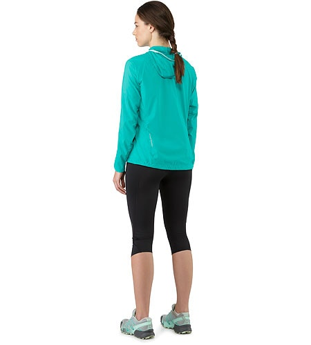 Cita Hoody Women's Castaway Back View