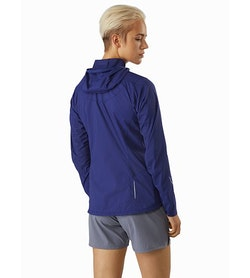 Cita Hoody Women's Hubble Back View