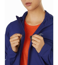 Cita Hoody Women's Hubble Chest Snap 2