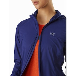 Cita Hoody Women's Hubble Chest Snap