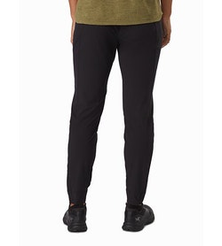 Cita Pant Women's Black Back View