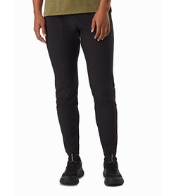 Cita Pant Women's Black Front View