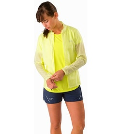 Cita SL Jacket Women's Electrolyte Outfit