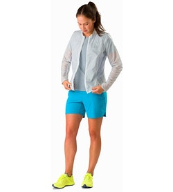Cita SL Jacket Women's Holograph Open View