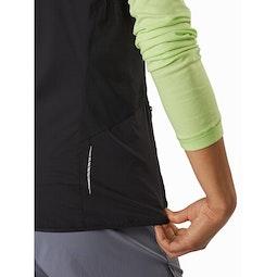 Cita Vest Women's Stretch Hem