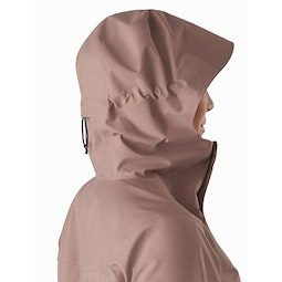 Codetta Coat Women's Jute Hood