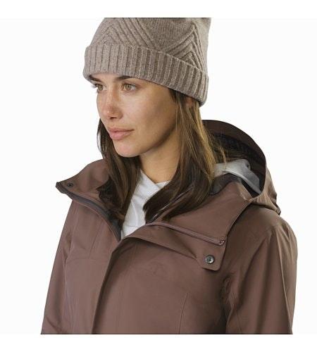 Codetta Coat Women's Lynx Collar