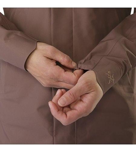 Codetta Coat Women's Lynx Cuffs