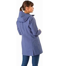 Codetta Coat Women's Nightshadow Outfit