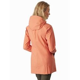 Codetta Coat Women's Solus Back View