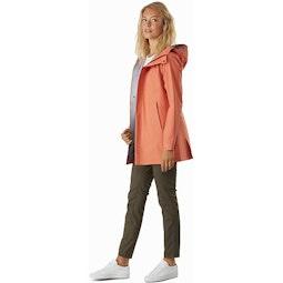 Codetta Coat Women's Solus Full View 2
