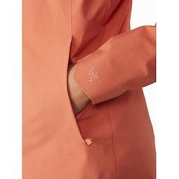 Codetta Coat Women's Solus Hand Pocket