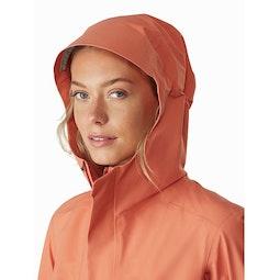 Codetta Coat Women's Solus Hood Up