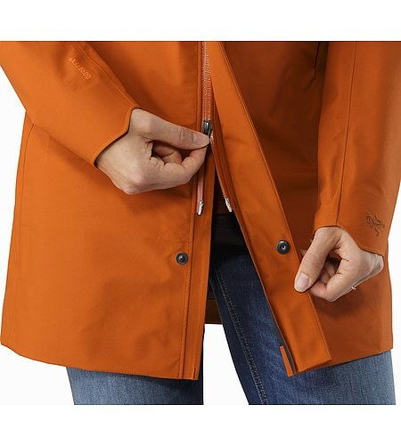 Codetta Coat Women's Tika 2 Way Zipper