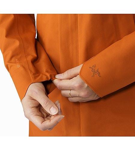 Codetta Coat Women's Tika Elasticized Cuffs