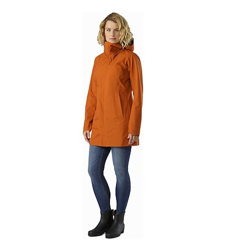 Codetta Coat Women's Tika Front View