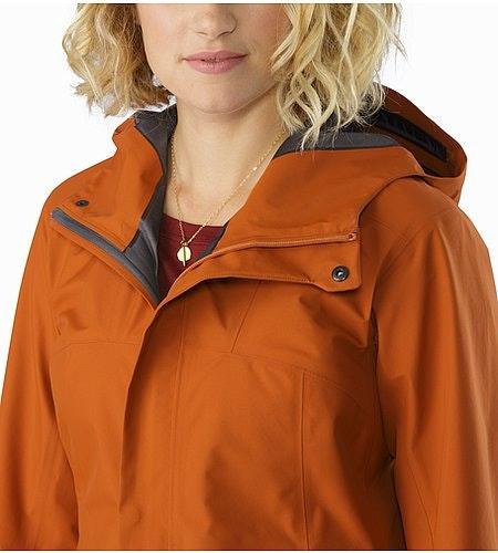 Codetta Coat Women's Tika Open Collar