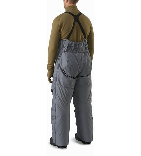 Cold WX Bib Pant SVX Harrier Back