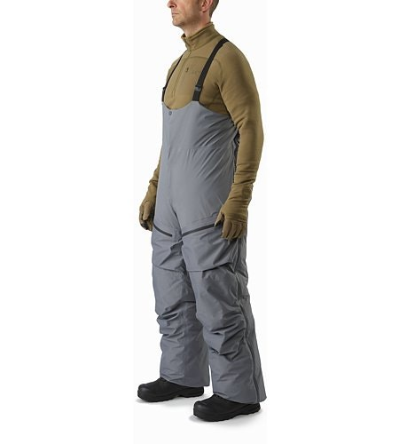 Cold WX Bib Pant SVX Harrier Side