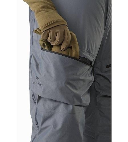 Cold WX Bib Pant SVX Harrier Thigh Pocket