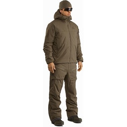 Cold WX Hoody LT Gen 2 Ranger Green 3 4 View