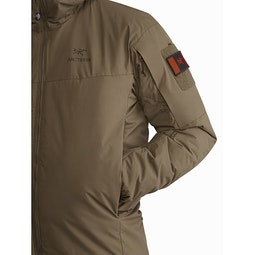 Cold WX Hoody LT Gen 2 Ranger Green Hand Pocket