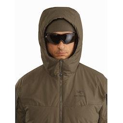 Cold WX Hoody LT Gen 2 Ranger Green Hood
