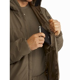 Cold WX Hoody LT Gen 2 Ranger Green Internal Security Pocket