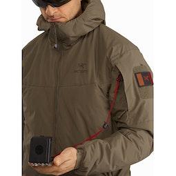 Cold WX Hoody LT Gen 2 Ranger Green Sleeve Pocket