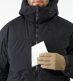 Cold WX Jacket SV Black Chest Pocket