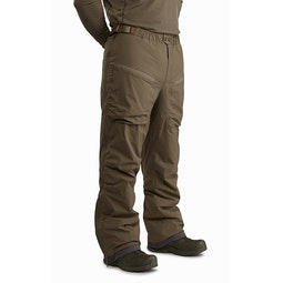 Cold WX Pant LT Gen 2 Ranger Green Side View