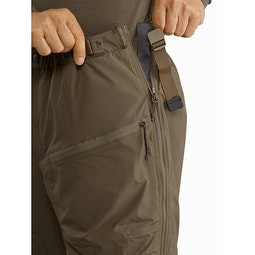 Cold WX Pant LT Gen 2 Ranger Green Side Zipper