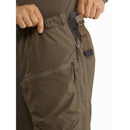 Cold WX Pant LT Gen 2 Ranger Green Side Zipper