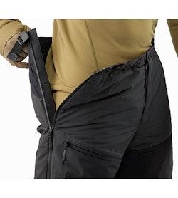 Cold WX Pant SV Black Side Zipper