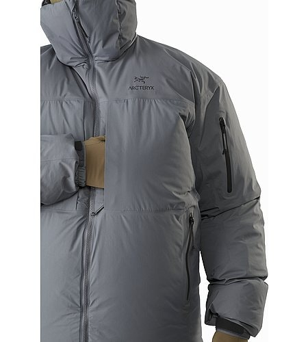 Cold WX Parka SVX Harrier Chest Pocket