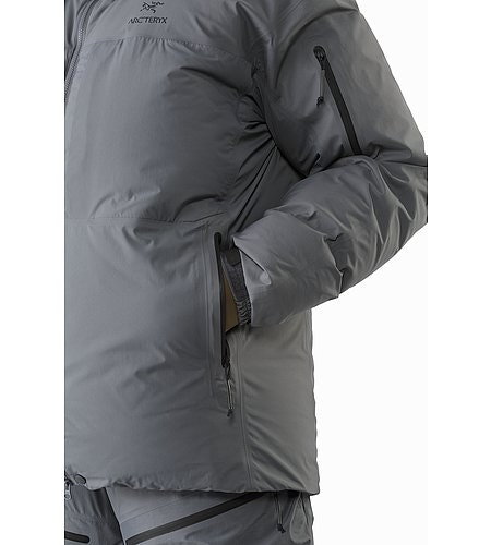Cold WX Parka SVX Harrier Hand Pocket