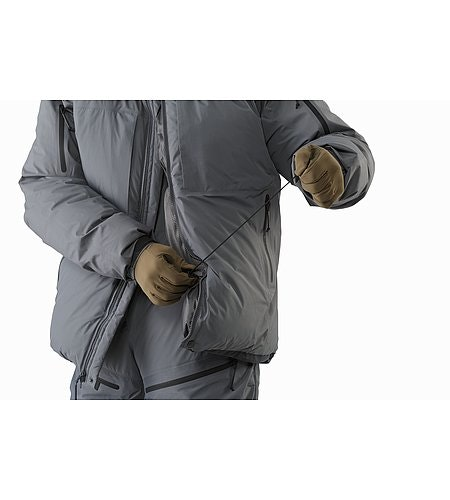 Cold WX Parka SVX Harrier Hem Adjuster