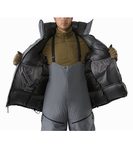 Cold WX Parka SVX Harrier Open View