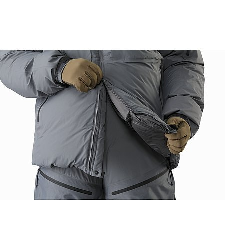 Cold WX Parka SVX Harrier Two Way Zipper