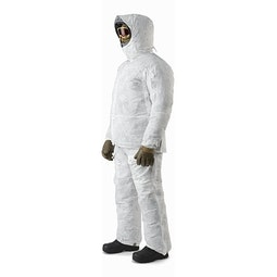 Cold WX Parka SVX Harrier White Coverall