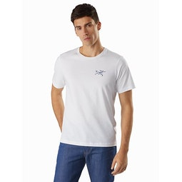 Component T-Shirt SS White Front view