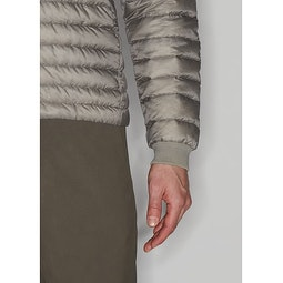 Conduit LT Jacket Silt Cuff 2