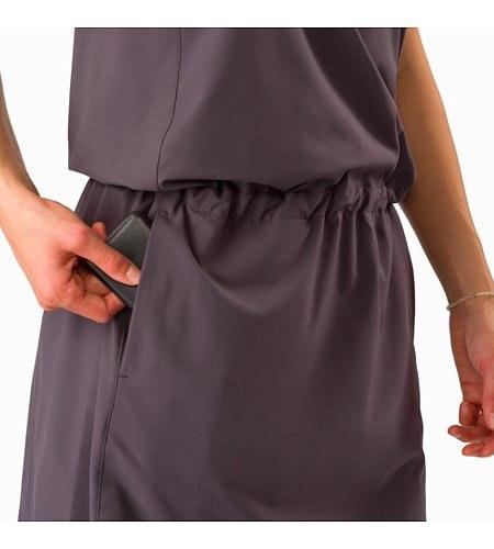 Contenta Dress Women's Whiskey Jack Hand Security Pocket