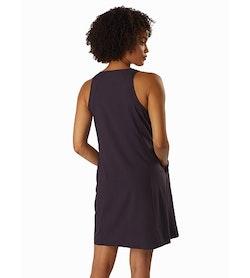 Contenta Shift Dress Women's Dimma Back View