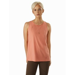 Contenta Sleeveless Top Women's Solus Front View