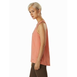 Contenta Sleeveless Top Women's Solus Side View